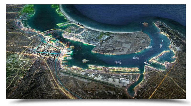 Port of San Diego continues to refine its redevelopment master plan