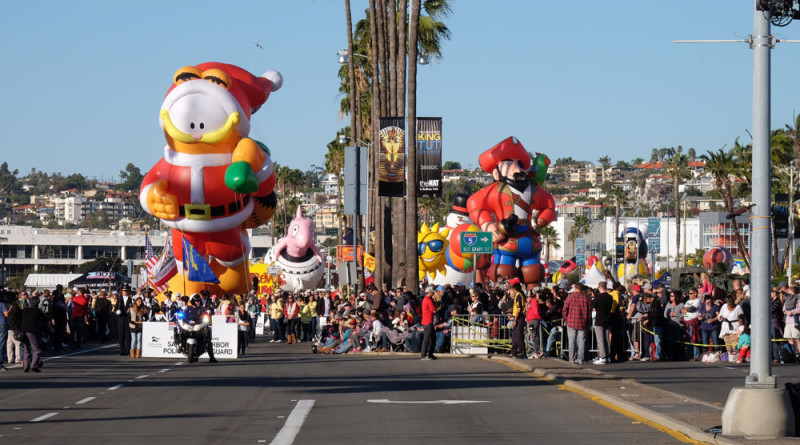 Big Bay Balloon Parade set for Dec. 30 on San Diego waterfront