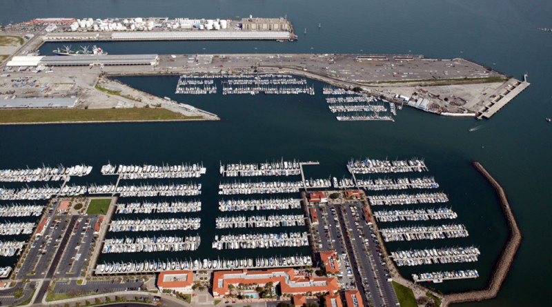 L.A. Harbor slip renters lose a fuel dock