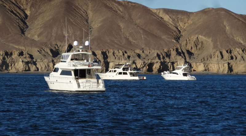 Dock Lines: Cruising the Baja coast with CUBAR and Baja Ha-Ha