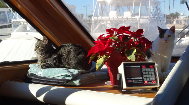 Dock Lines: Holiday on-board entertaining