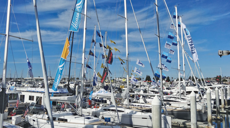 Dock Lines: Preparing for the San Diego Sunroad Boat Show