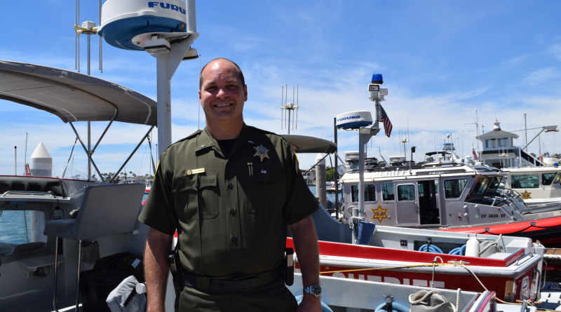 7 questions with: Harbormaster Mark Alsobrook