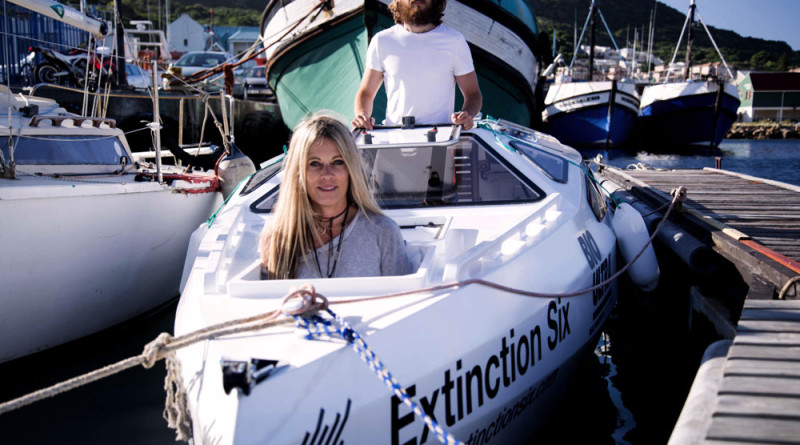 Mother and son to pedal boat across Atlantic Ocean