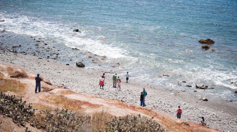 Avalon locals explore Catalina's wildlands