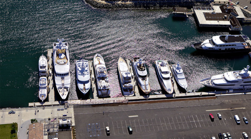 Port successfully woos superyachts, megayachts to San Diego waters