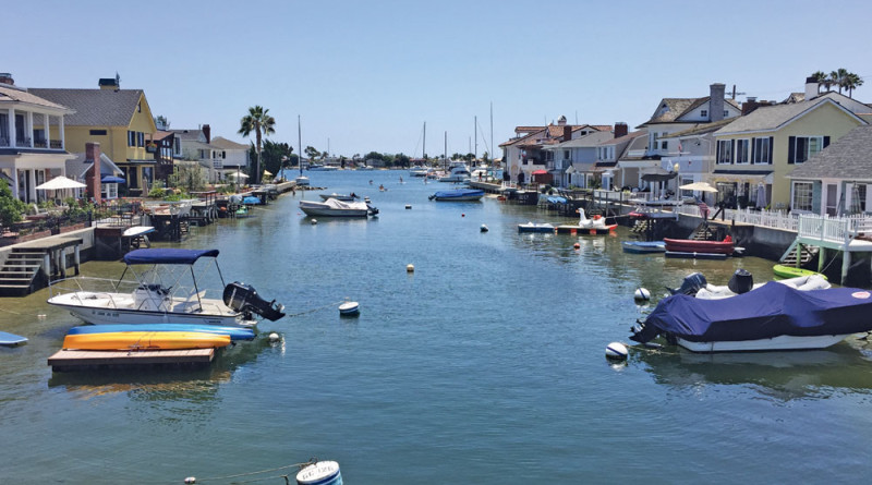 Newport Beach to conduct emergency work on Grand Canal