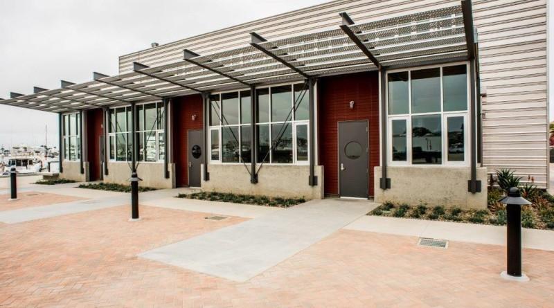 San Diego waterfront commercial development celebrates milestone