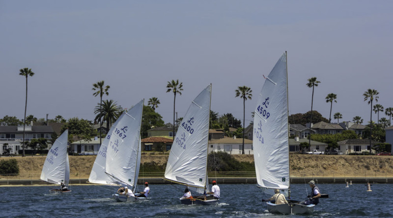 Lido 14 Fall Invitational Regatta begins Oct. 10