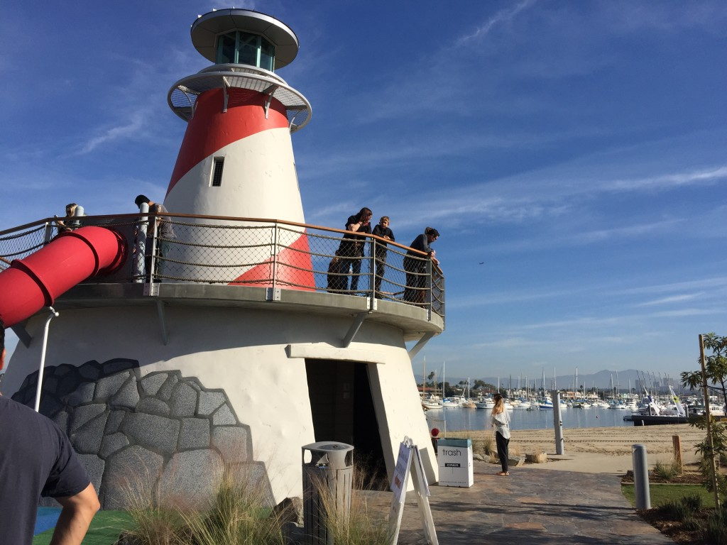 The new public park also features a nautical-themed play area. Parimal M. Rohit photo.