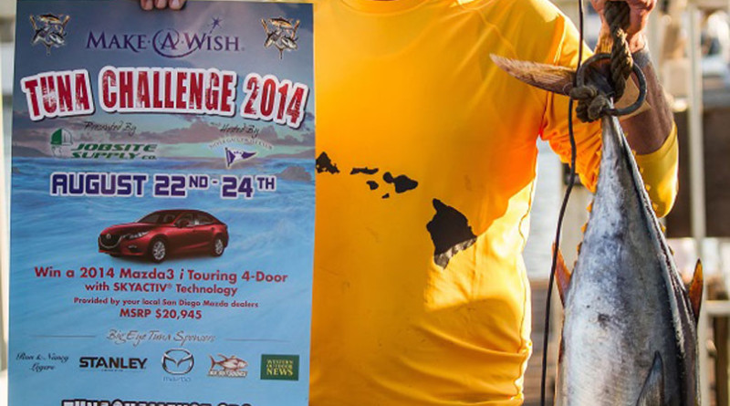 Silver Gate YC hosts annual Make-A-Wish Tuna Challenge