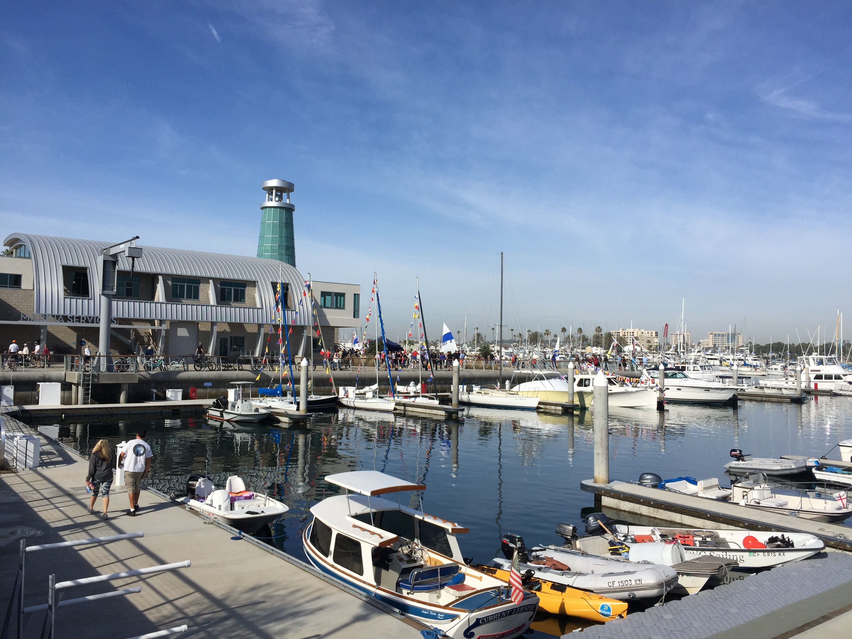 Newport Beach Officially Christens