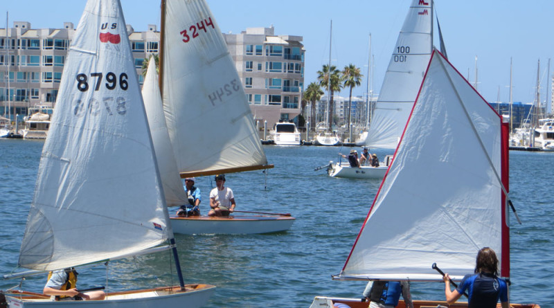 Wooden Dinghy Race to be annual regatta