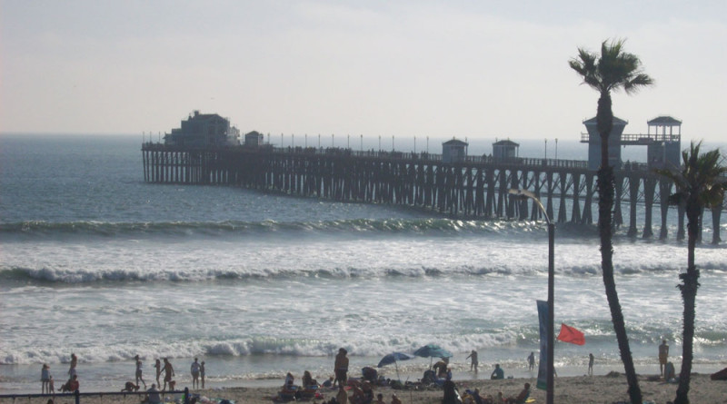 Oceanside continues pier rehabilitation