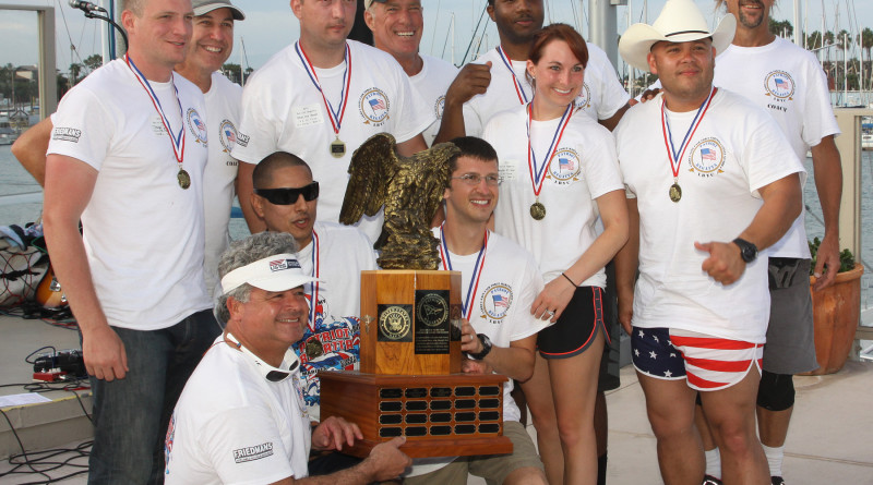 2015 Patriot Regatta: Team Air Force 1 lands a win