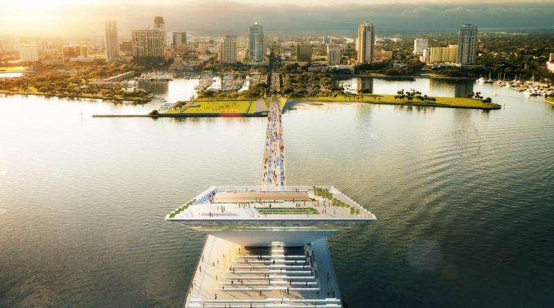 Pier Park to feature hybrid pier