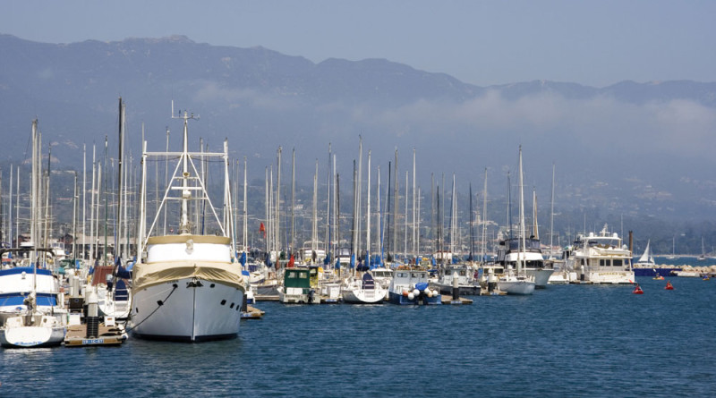 Santa Barbara Harbor is a 'crowded house'