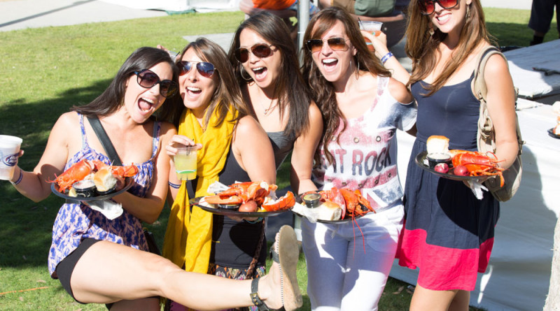 Crustaceans take center stage at Redondo Beach Lobster Fest