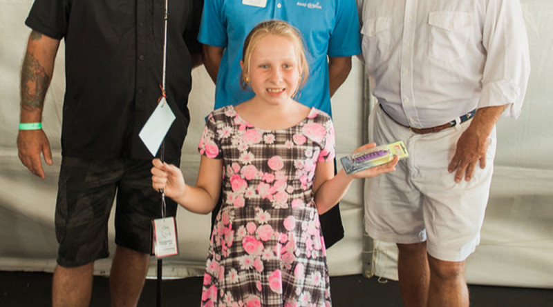 Anglers enjoy annual Make-A-Wish Tuna Challenge