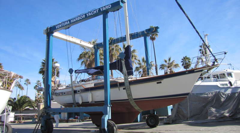 Ventura Harbor Marina and Yacht Yard moving forward with expansion plans