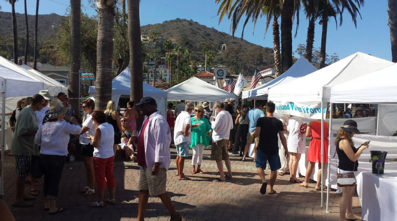 Catalina Wine Festival hits the island Sept. 19