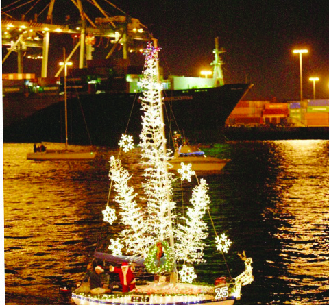 Boater registration opens for L.A. Harbor Holiday Boat Parade