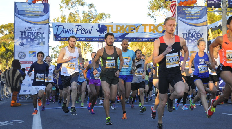Thanksgiving Day Turkey Trot returns to Dana Point Harbor