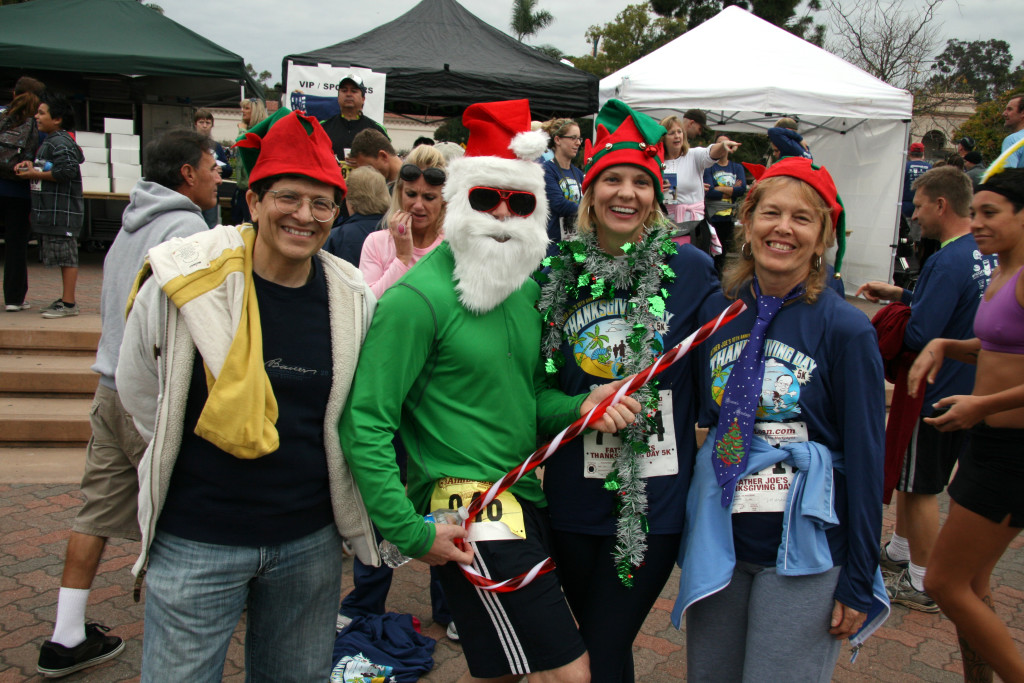 SD Thanksgiving Day 5K scheduled for Nov. 26