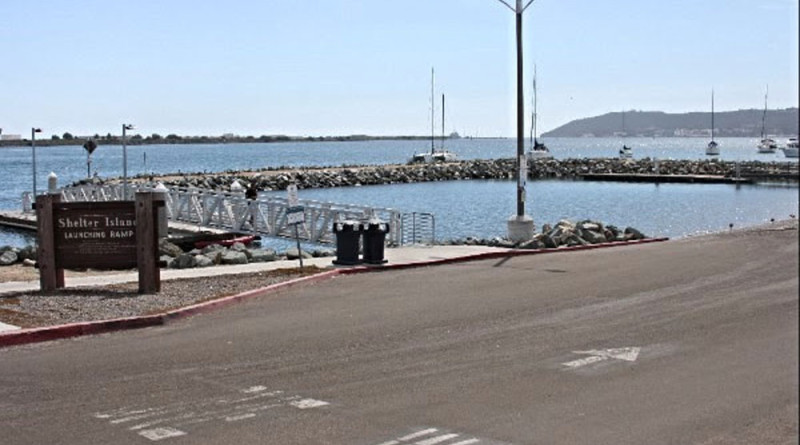 Port receives $6.1M to renovate Shelter Island Launch Ramp