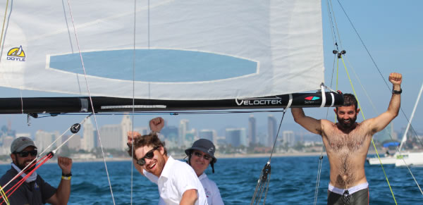 Jud Smith wins J/70 North American-Championship