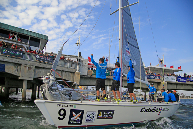 52nd Congressional Cup mixes it up with Barkow