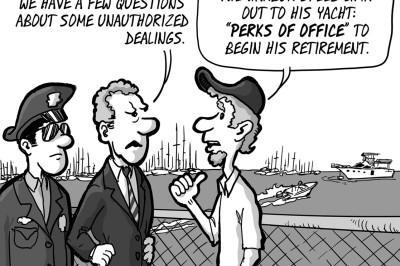 Cartoon, June 3, 2016 edition