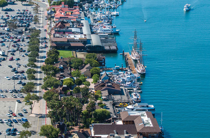 Marina at Ports O' Call Village to shut down