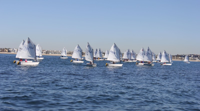 Del Rey YC hosts Midwinter Regatta