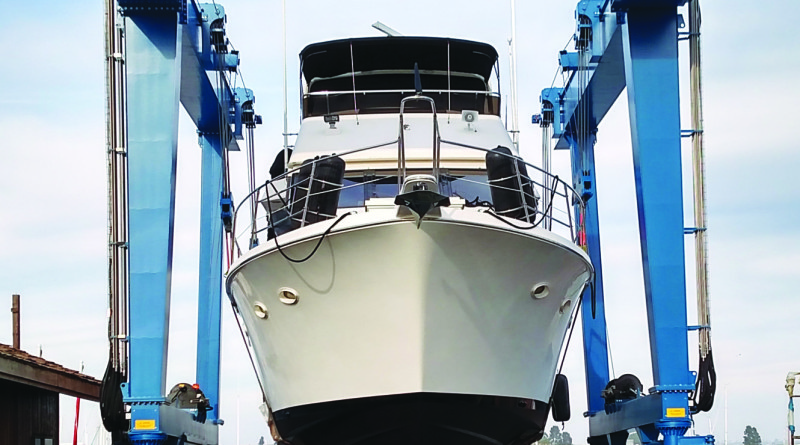 Dock Lines: Considering Boatyards