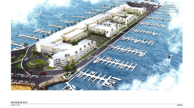 Construction begins on renovation project in Marina del Rey