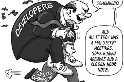 Cartoon, March 11 edition