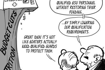 Cartoon, April 22 ed