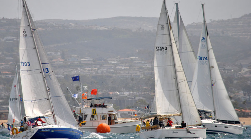 2016 Newport to Ensenada race experiences increase in first-time participants