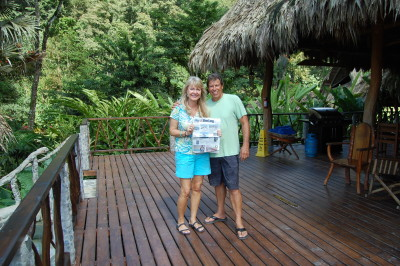 A Touch of Africa in Costa Rica