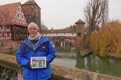 Log Abroad: Dave Grundies