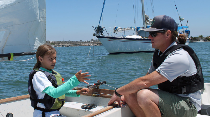 U.S. Sailing's training programs benefit local yacht clubs