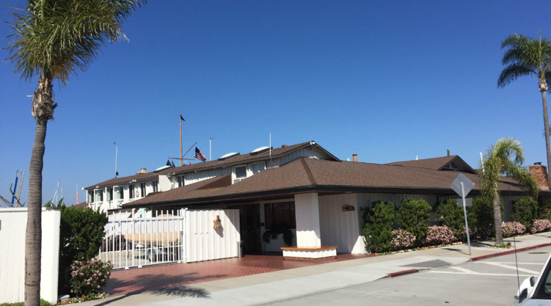 Newport Harbor YC renovation approved by Coastal Commission
