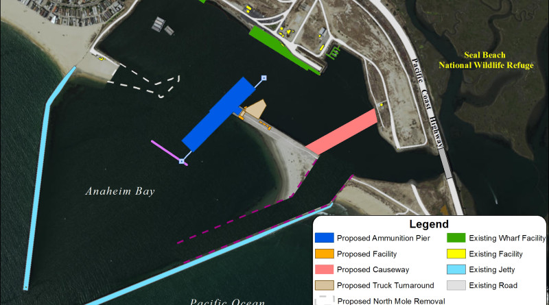 Navy announces preparation of Environmental Assessment for pier, turning basin project
