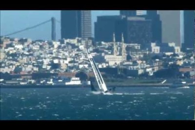 oracle 17 capsize