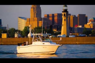 Buffalo Automation Group, led by UB students, brings driverless tech to boats
