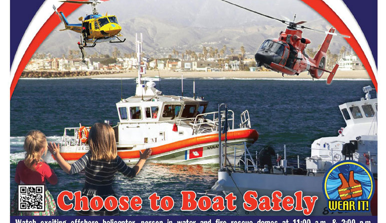 Channel Islands to host Safe Boating Expo