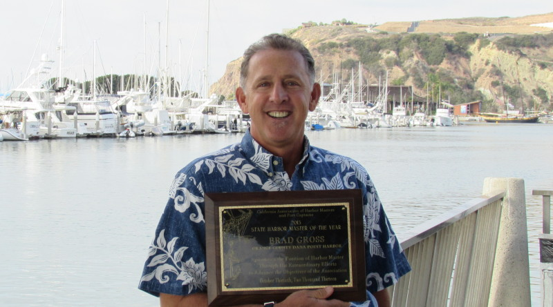 Dana Point Harbor Director Brad Gross announced his retirement via email one day after a county audit report described how government employees took advantage of a discount program at the county-owned Dana Point Marina Inn.File photo