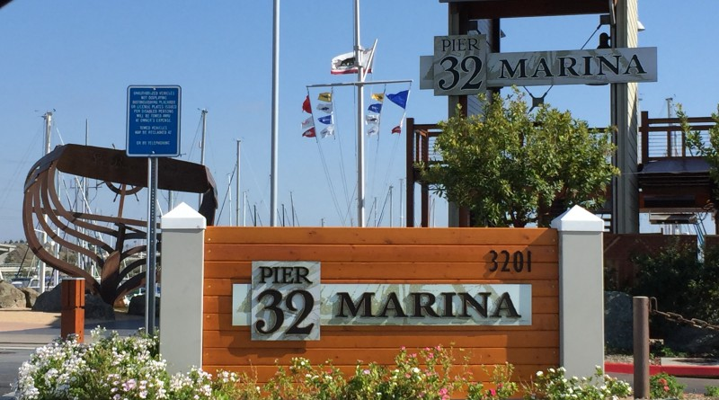 Pepper Park at Pier 32 Marina could be expanded from 5.19 to 7.19 acres as part of a proposed land use adjustment plan for National City's waterfront.Parimal M. Rohit photo