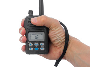 SeaTow reminds boaters to issue a mayday call through VHF; not a cell phone.